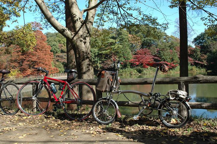 b4693595eea4 <hama's Home Page 作者の戯言ブログ版>   自転車ゆるり 多摩湖・村山うどんポタ