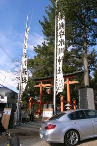 2011年西堀氷川神社初詣